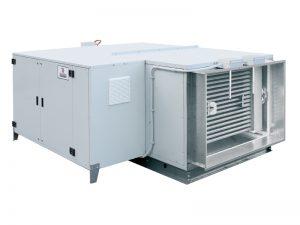 Универсальные конденсационные воздухонагреватели ENERGY-O/K
