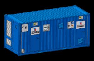 Парогенератор THERMOBOX 800 для обслуживания буровых