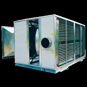 Оборудование для нагрева воздуха в индивидуальном исполнении