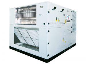 Автономные моноблочные установки обработки воздуха CF-GAS 100-550