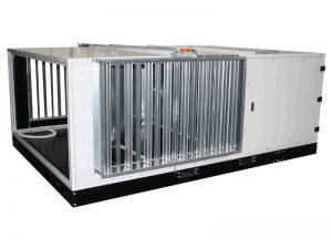Дополнительные агрегаты для смешивания, возобновления и выпуска воздуха для подключения к вентиляционным установкам CF-GAS и CF-CM / P
