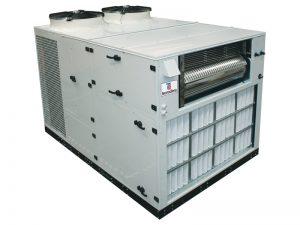 Condensing premix gas roof-top